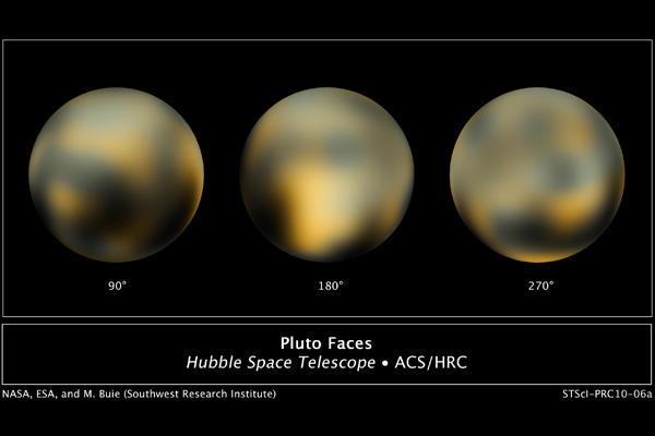 pluto | Six Alberts Astronomy & Astrophotography