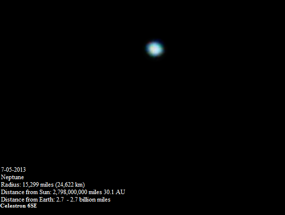 Planet Neptune's Surface Temp - Pics about space